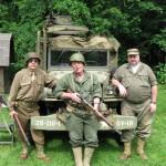 Forest Hills WWII Encampment