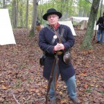 Bulltown Civil  War Reenactment 2009