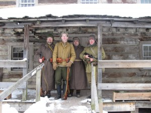 The Reenactor Post Old Bedford Village Tactical Event
