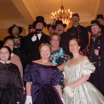 LOCALS ATTEND LIVING HISTORY WORKSHOP IN WINCHESTER