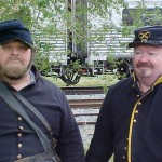 SPRING MOUNTAIN FESTIVAL CIVIL WAR TRAIN