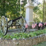 Jollytown Civil War Memorial - A Job Well Done
