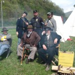 Battle of Rowlesburg Reenactment