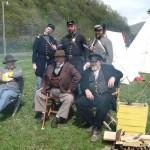 Battle of Rowlesburg Reenactment