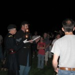 Grafton National Cemetary Lantern Tour