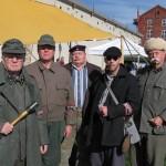 Cumberland Goes to War 2009
