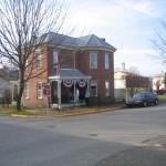 Henrietta Fitzhugh Barr House