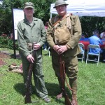 Mountaineer Military Museum's Memorial Weekend Vet-together