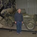 At the Normandy Display