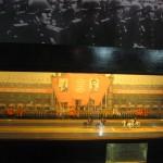 Miniature Diorama of Victory Parade