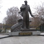 Memorial to the Kursk