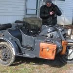 German motorcycle